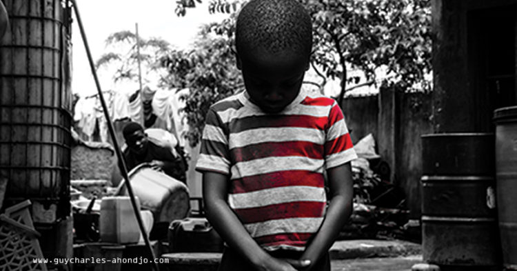 enfant de la rue
